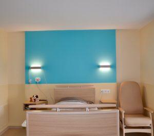 chambre individuelle maison de retraite sainte victoire à Aix en Provence