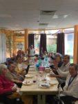 la semaine du goût à la Maison de retraite sainte Victoire à Aix en Provence