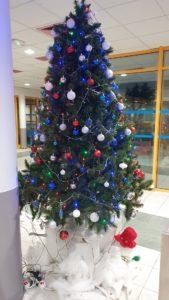 Les Décorations de Noel à la maison de retraite Sainte Victoire