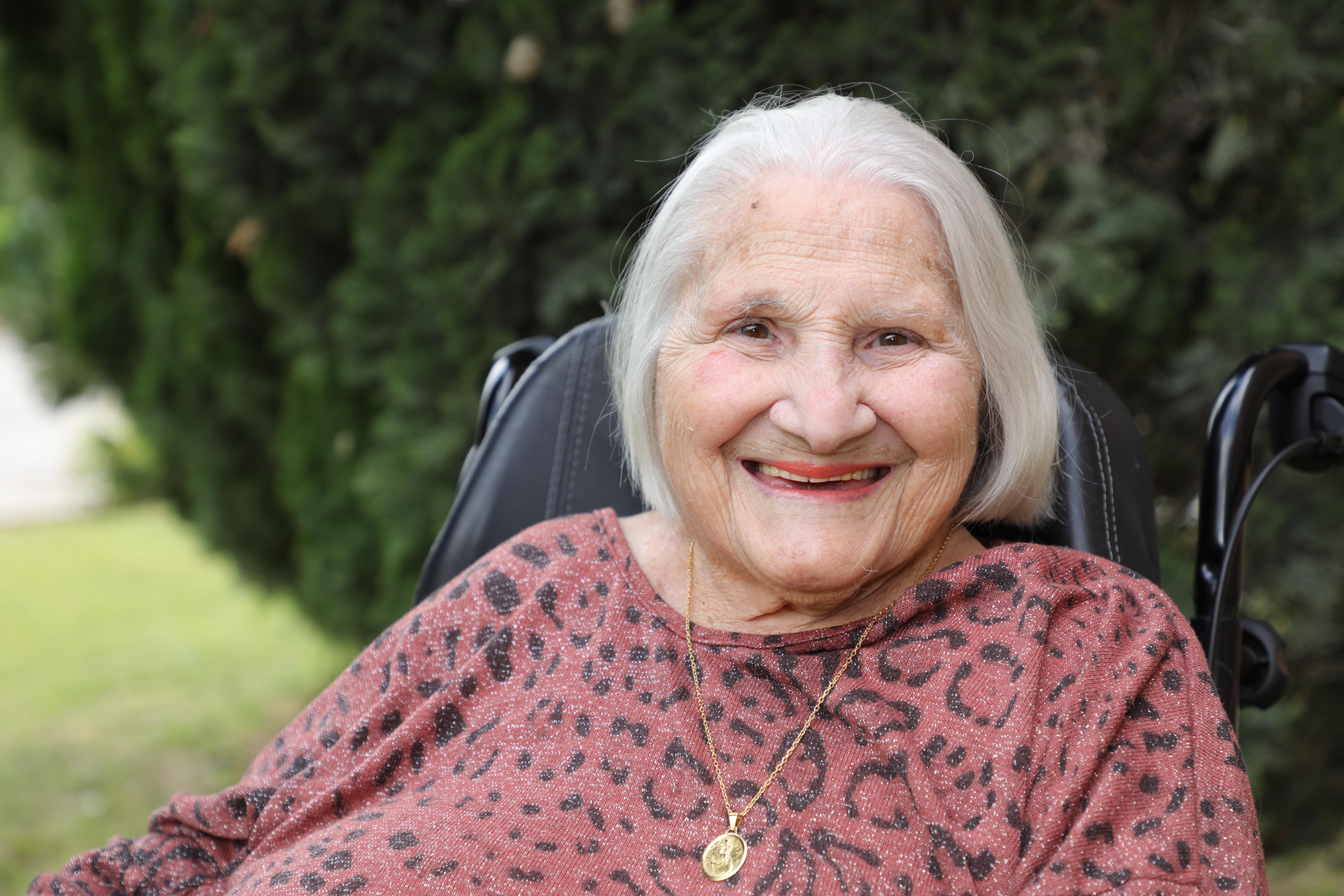 104 ans à sainte Victoire maison de retraite à AIX EN PROVENCE